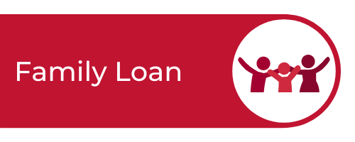 Family Loan Icon