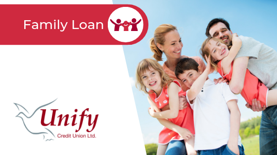 Family Loan Header Image