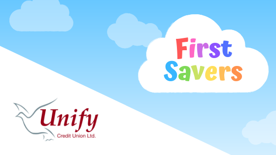 First Savers Title Page Image - Blue Sky with Clouds