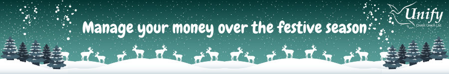 Blog Header: Manage your money over the festive season
